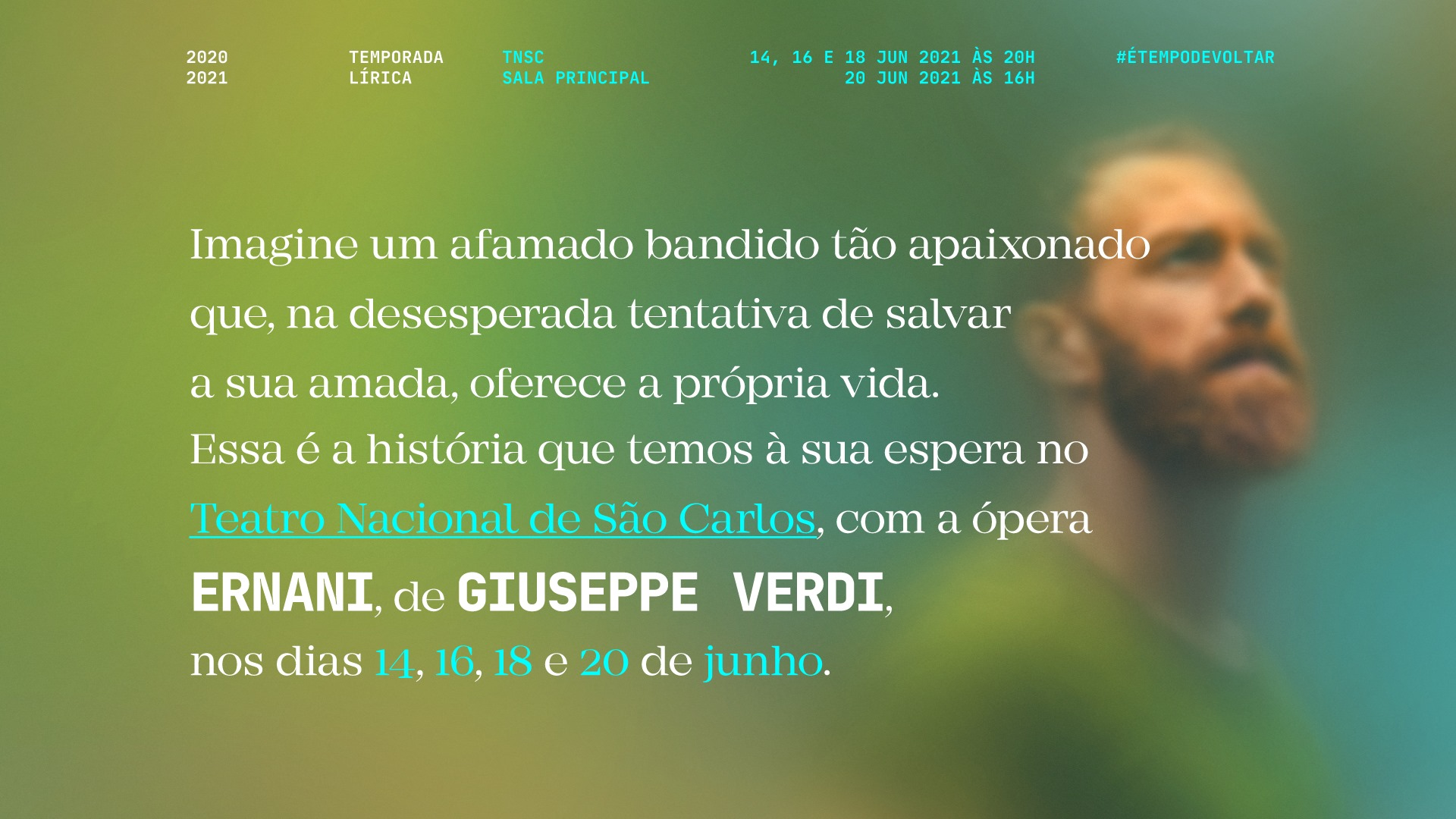 Ernani, de Giuseppe Verdi