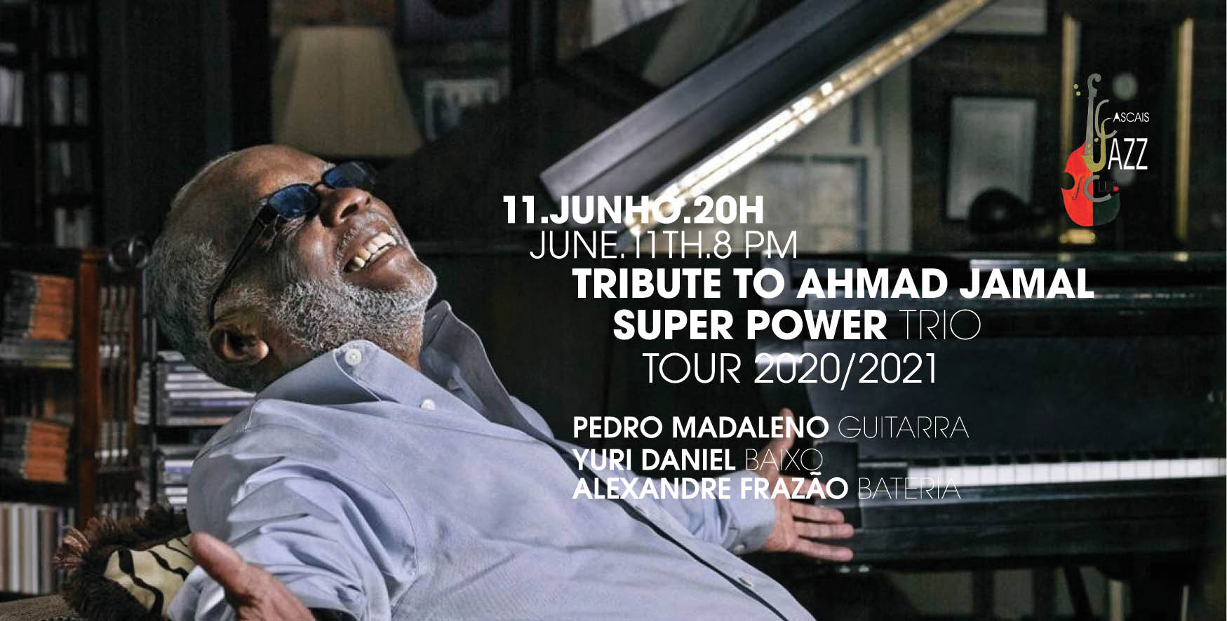 Super Power Trio Tribute Ahmad Jamal