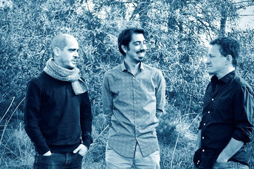 Círculo de Jazz na Rua | Indra trio