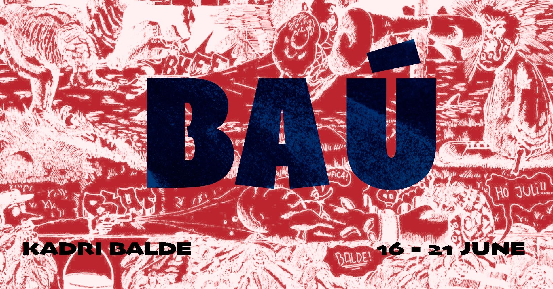 Kadry Balde's BAÚ