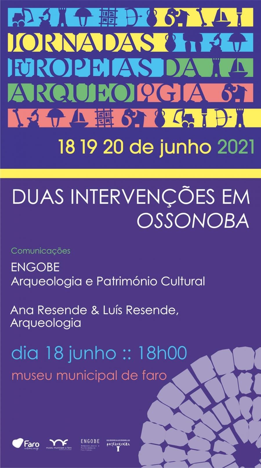 Jornadas Europeias da Arqueologia 2021