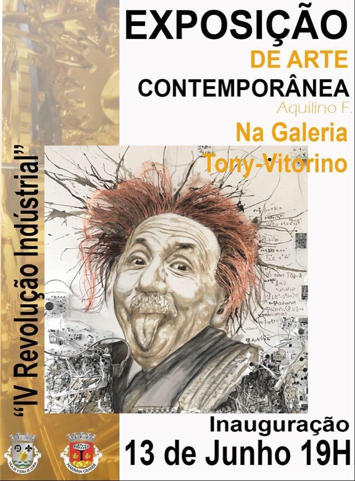 EXPOSIÇÃO DE PINTURA DE AQUILINO ...