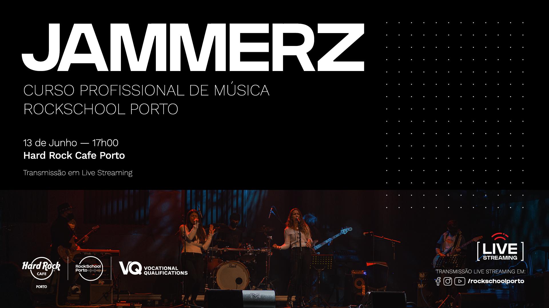 Concerto Online - Apresentação Final | Curso Profissional de Música da RockSchool Porto
