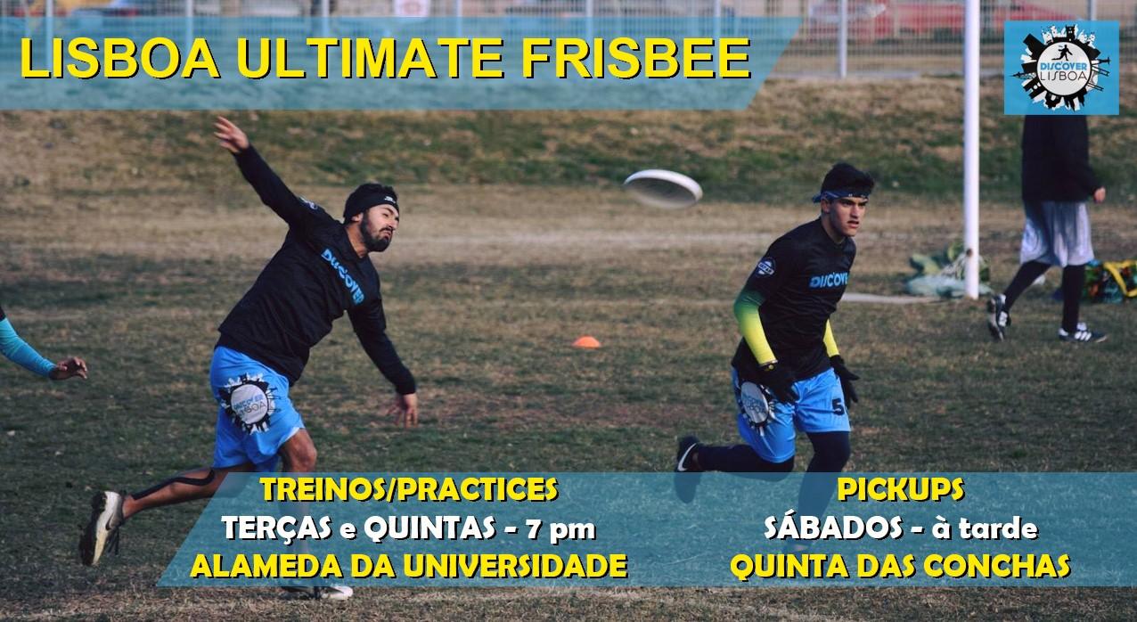 Lisbon Ultimate Frisbee Training - 19 (2021)
