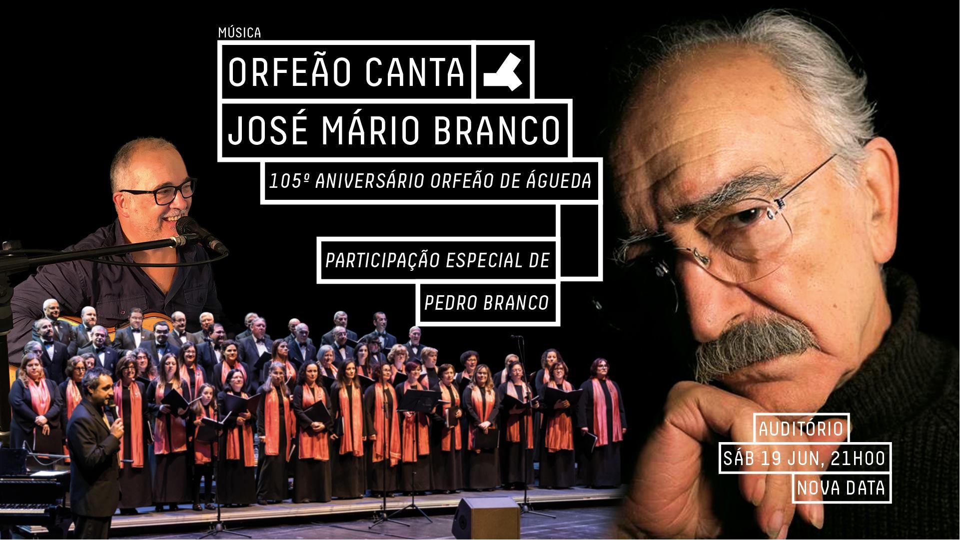 Orfeão canta José Mário Branco - Nova Data