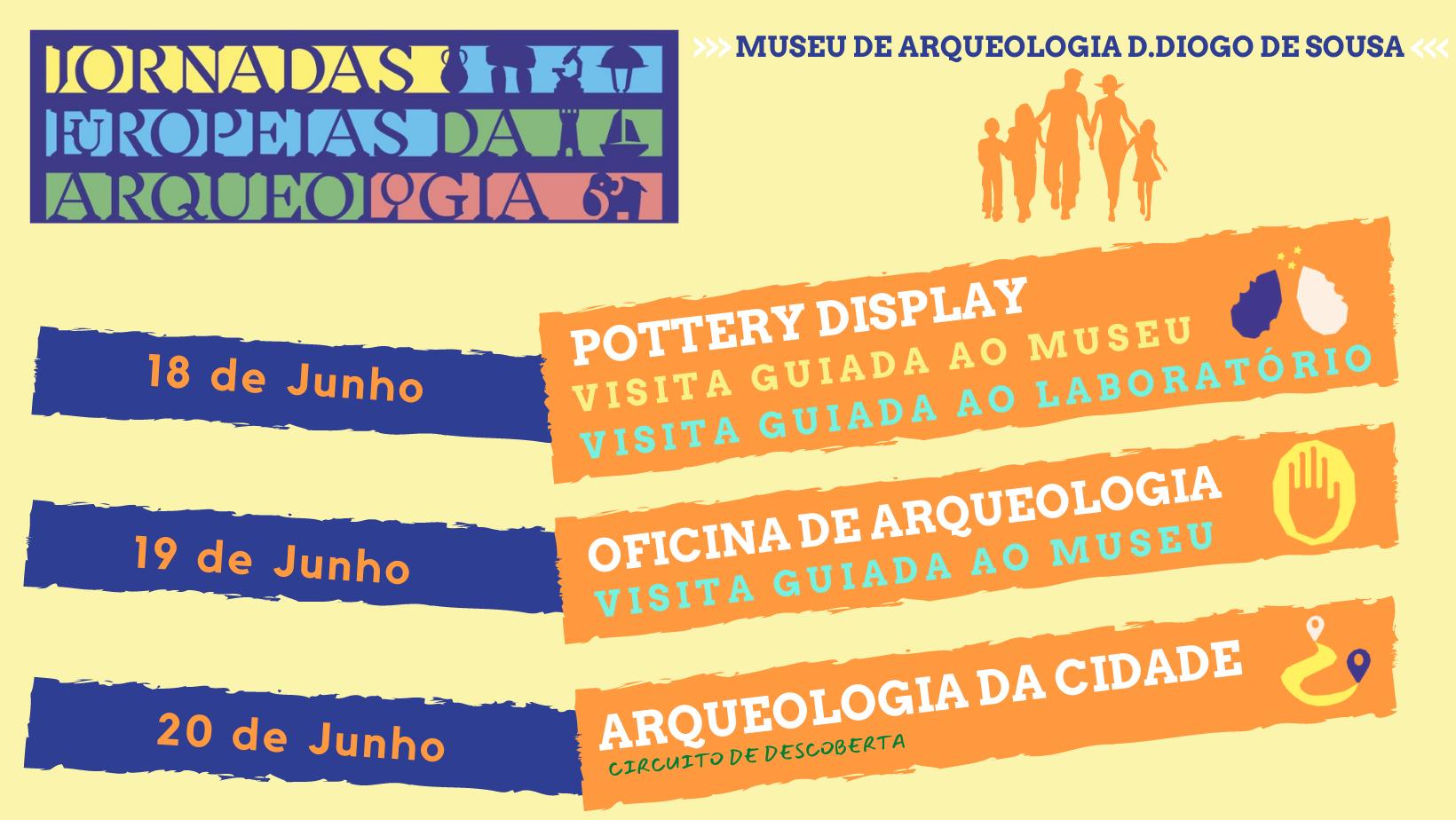 Jornadas Europeias da Arqueologia no Museu