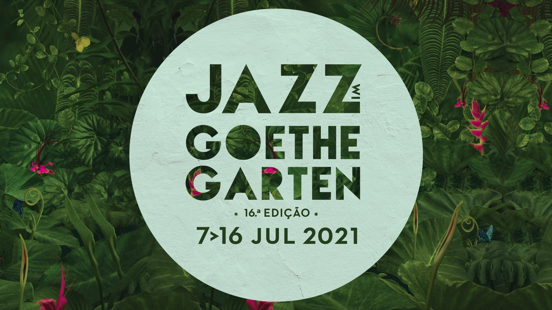JiGG - Jazz im Goethe-Garten 2021