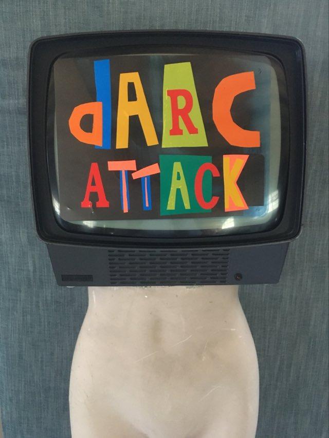 dARC ATTACK #4 - Miguel Sá + Diana Barra