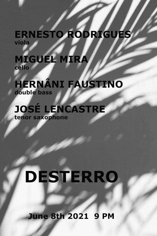 Rodrigues / Mira / Faustino / Lencastre