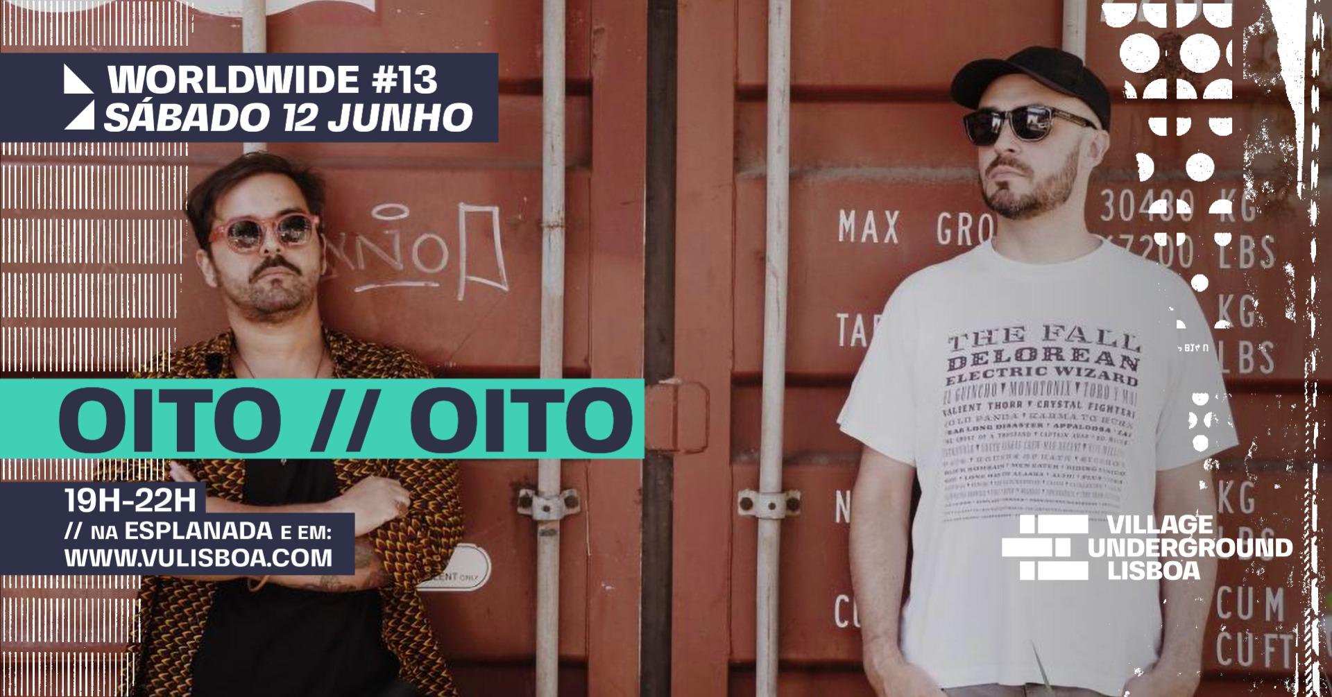 OITO // OITO DJ set