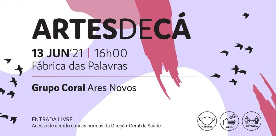 Artes de Cá com o Grupo Coral Ares Novos