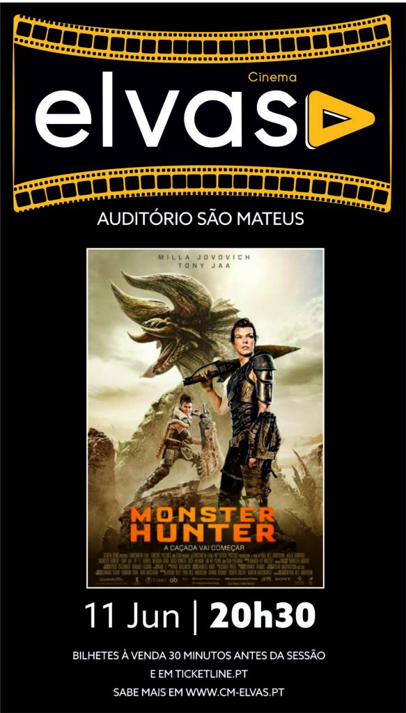 Cinema – Monster Hunter