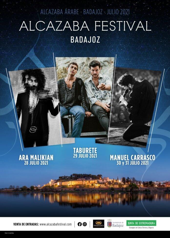 Alcazaba Festival – Ara Malikian