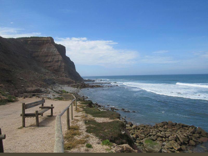 Caminhando na Costa Norte da Ericeira (São Lourenço à Assenta)