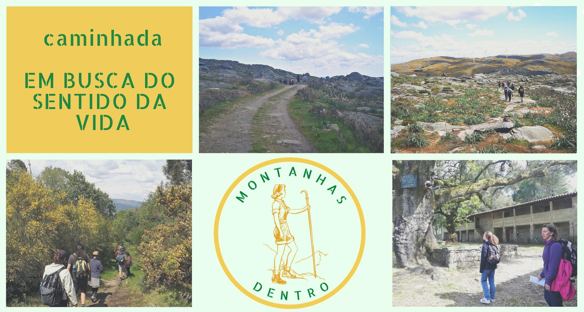 Em busca do sentido da vida na Serra d'Arga - caminhada guiada