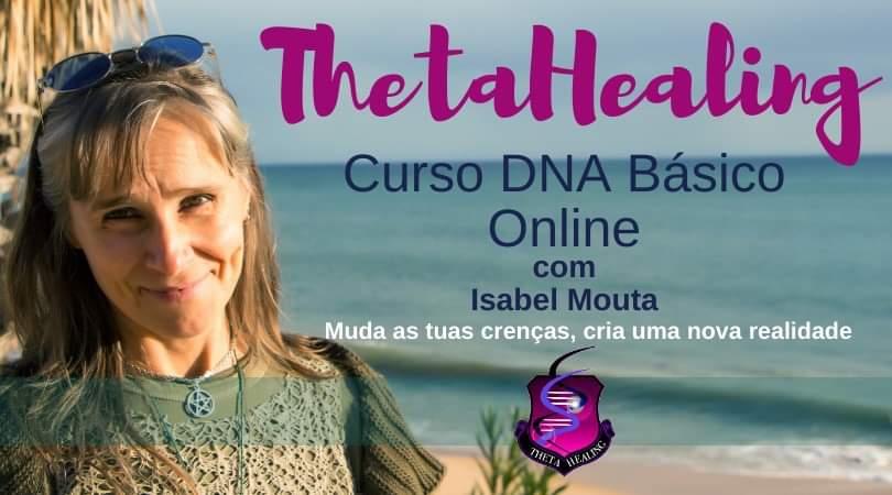 Curso DNA Básico - ThetaHealing Online