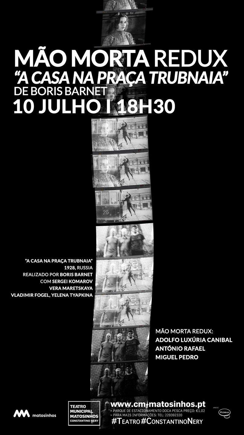 'Mão Morta Redux – A Casa na Praça Trubnaia'