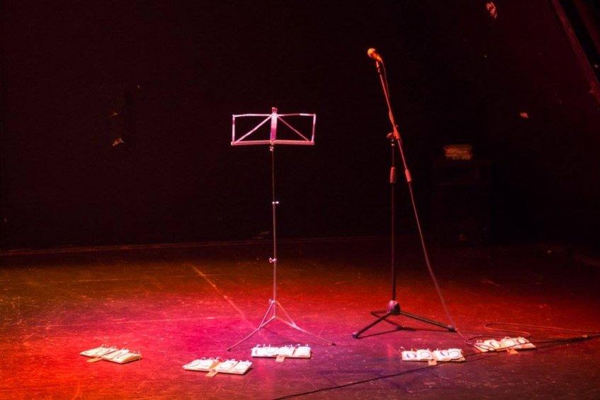 Visual Poetry Slam: Sinestesia