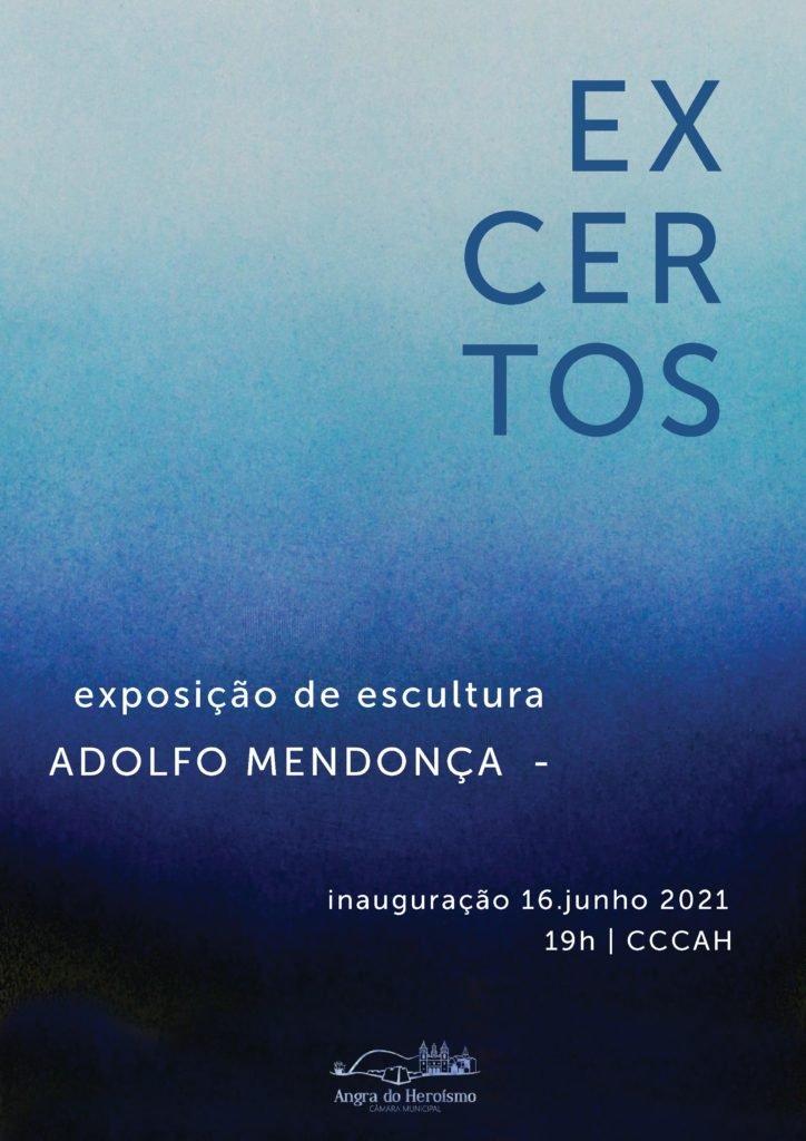 Excertos – Exposição de Escultura de Adolfo Mendonça