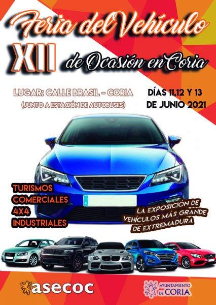 XII Feria del Vehículo de Ocasión de Coria