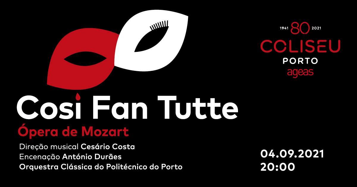 'Così Fan Tutte' - Ópera de Mozart