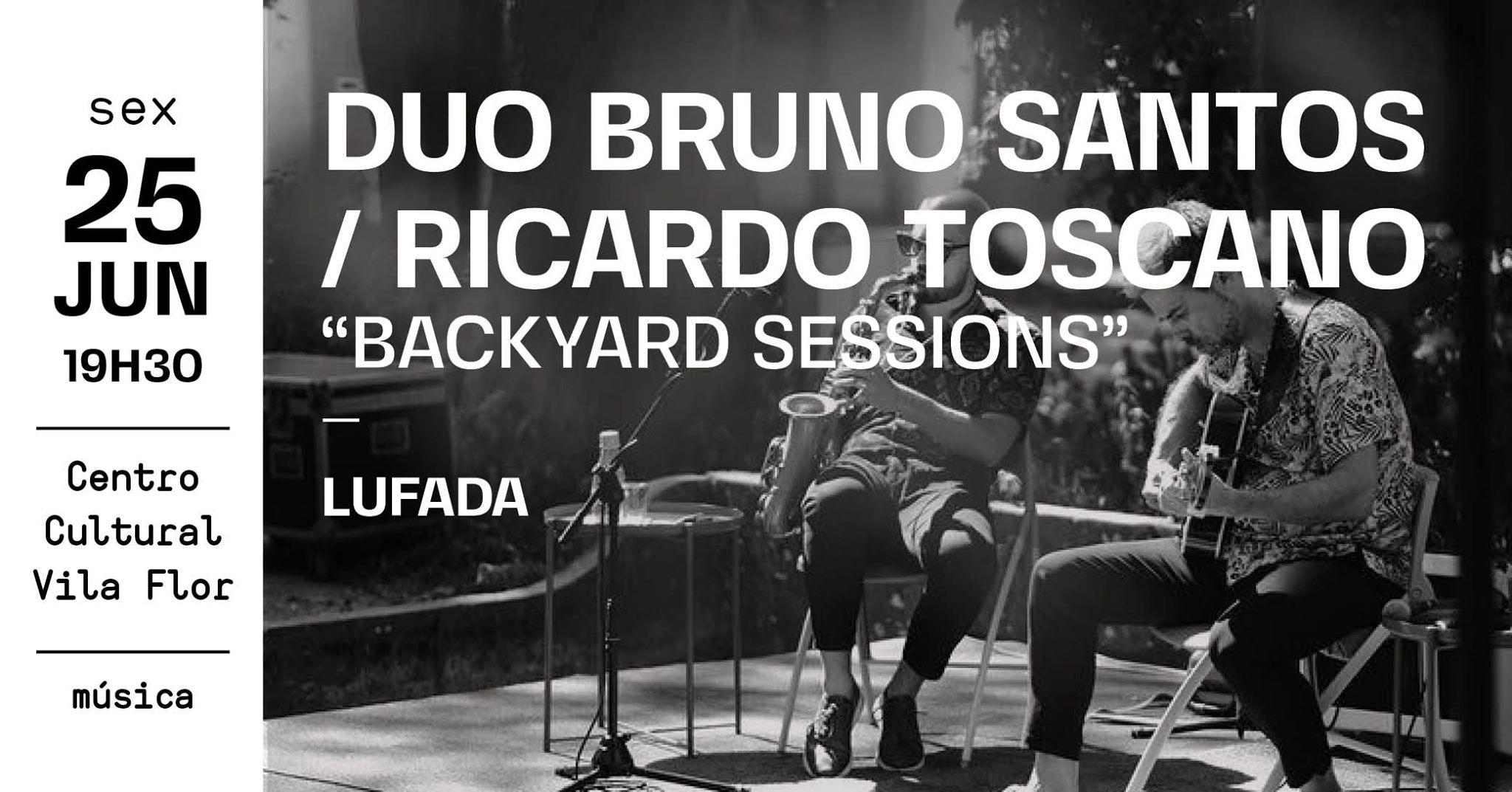 Lufada • Duo Bruno Santos / Ricardo Toscano