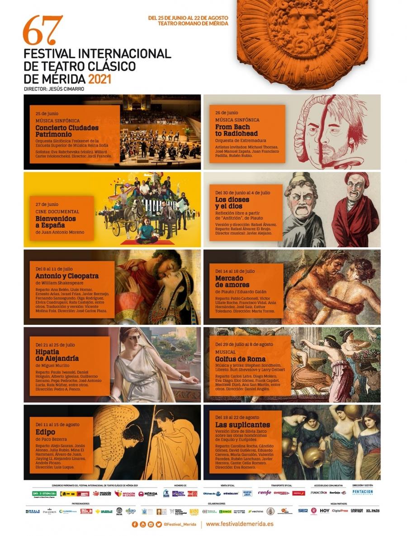 67 Festival Internacional de Teatro Clásico 2021