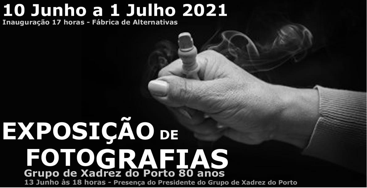Grupo de Xadrez do Porto 80 anos