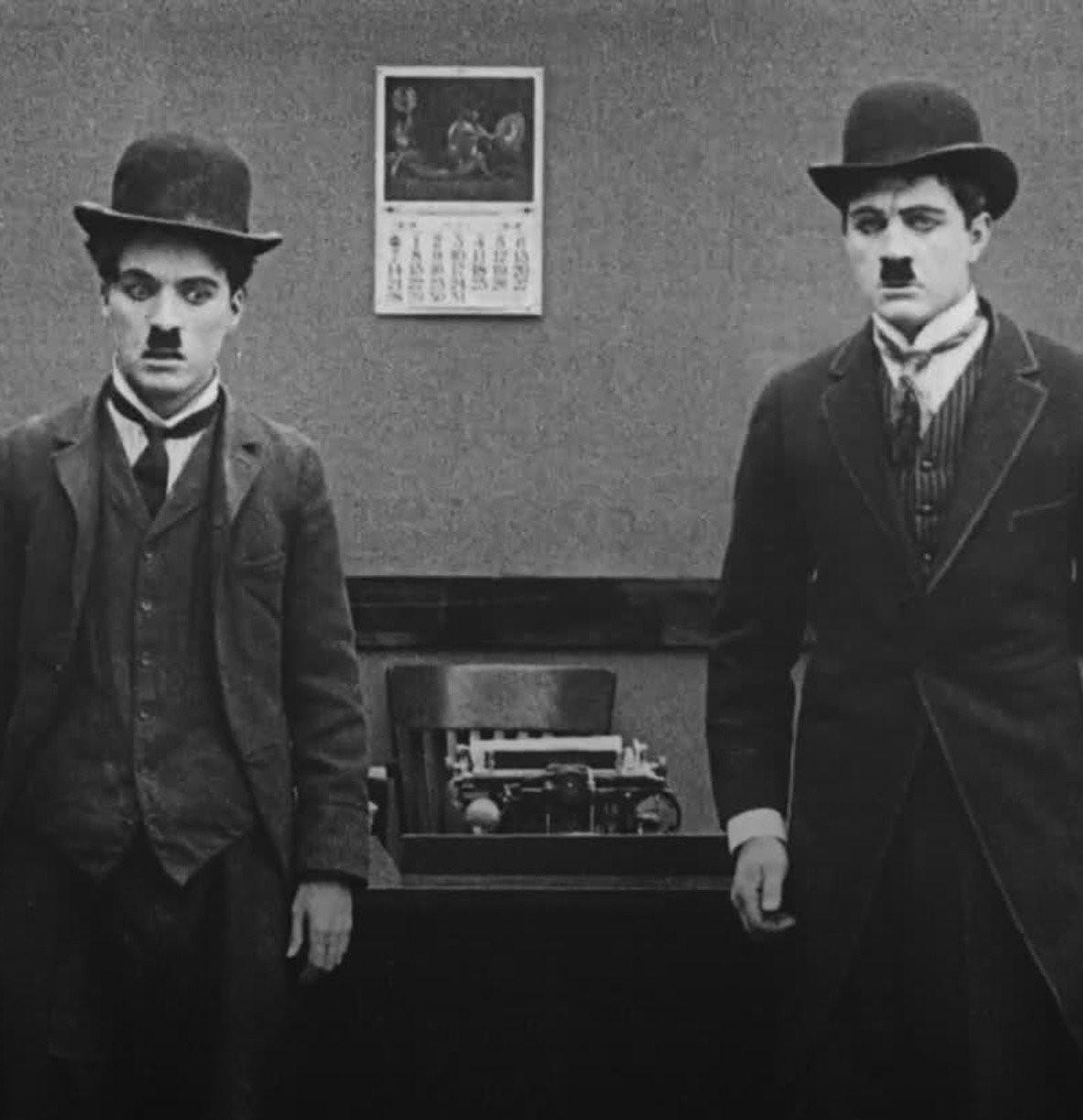 """""""O Armazém"""" de Charlie Chaplin   Cinema na Rua – Cultura em Movimento"""