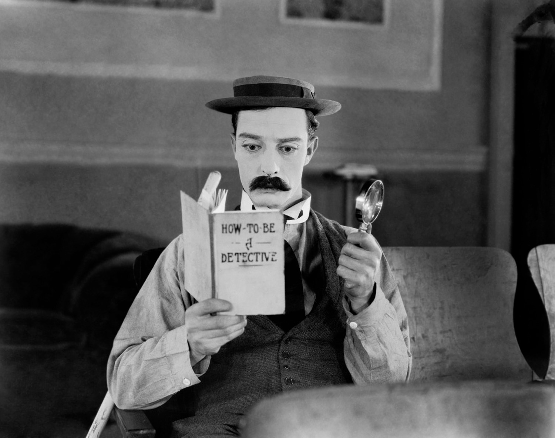 """Sherlock Jr"" de Buster Keaton | Cinema na Rua – Cultura em Movimento"
