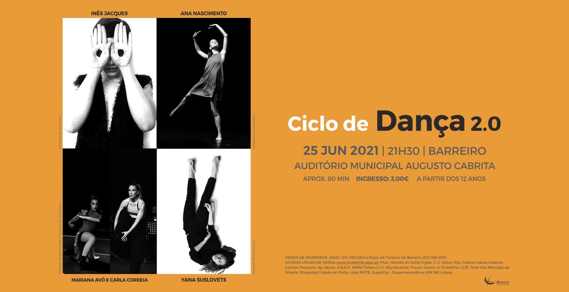 Ciclo de Dança 2.0
