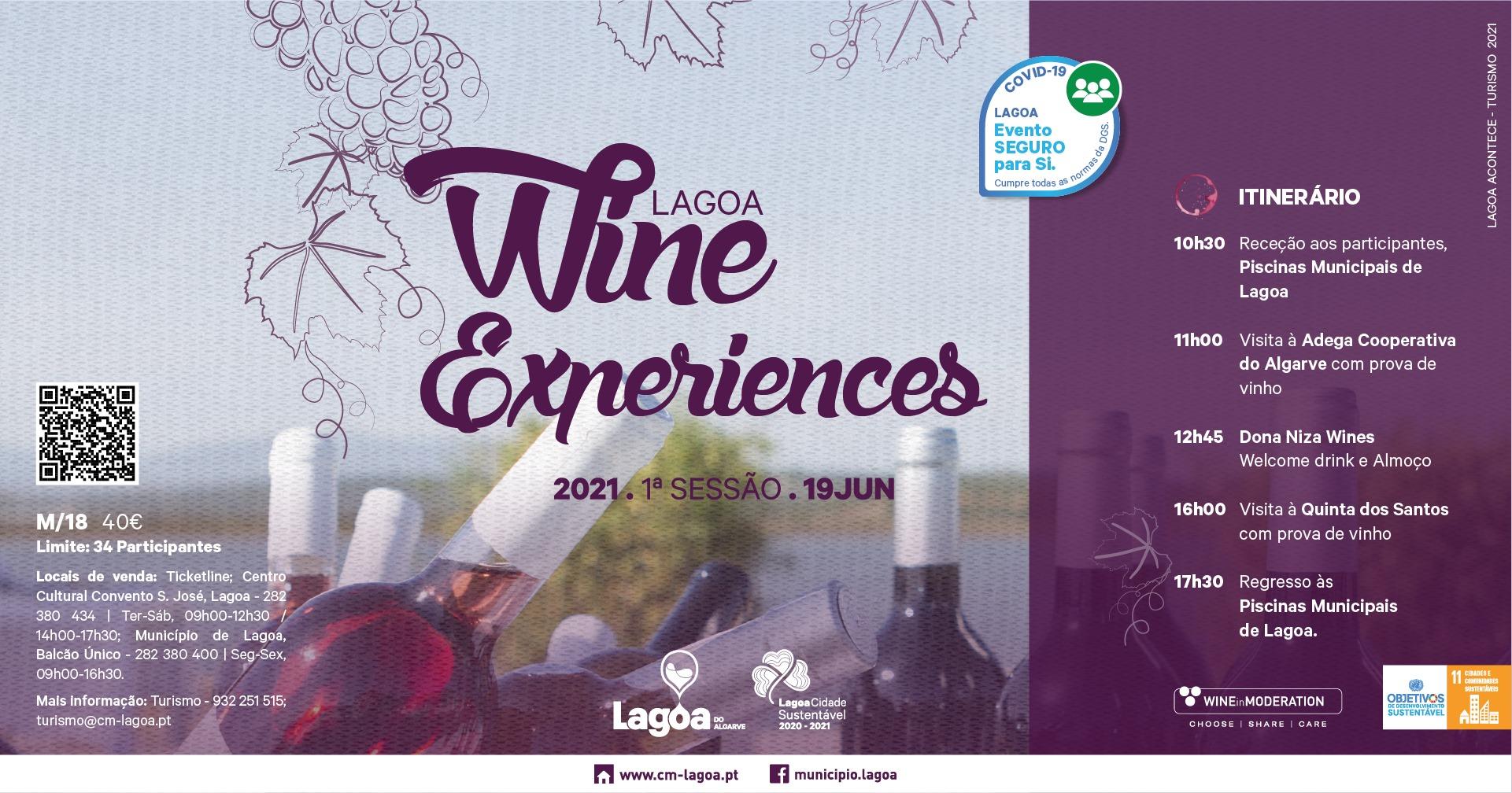 Lagoa Wine Experiences 2021