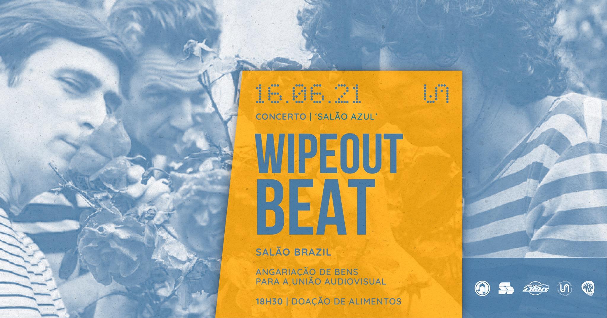 Salão Azul ~ Wipeout Beat