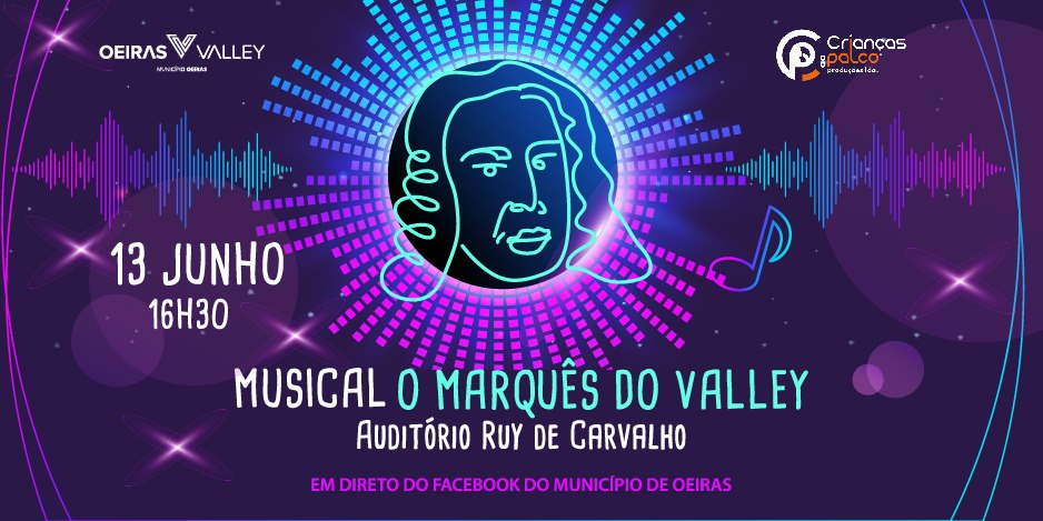 Musical 'O Marquês do Valley'