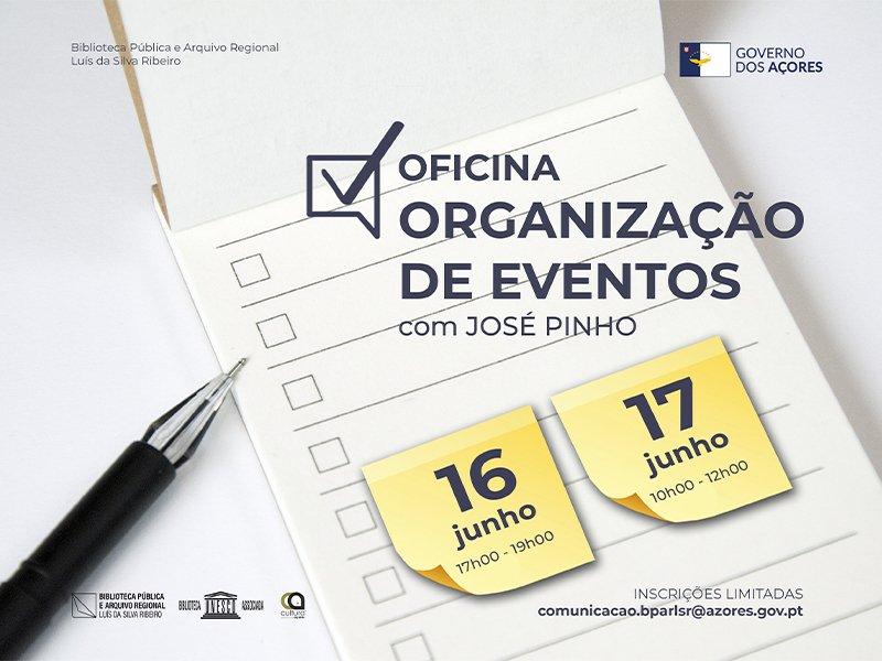Oficina de Organização de Eventos