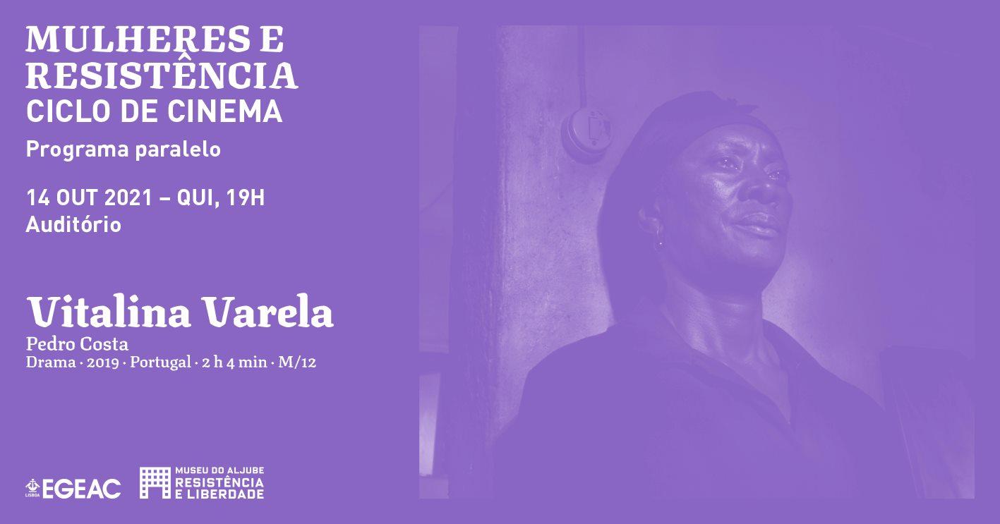 Mulheres e Resistência: Ciclo de Cinema   5ª Sessão