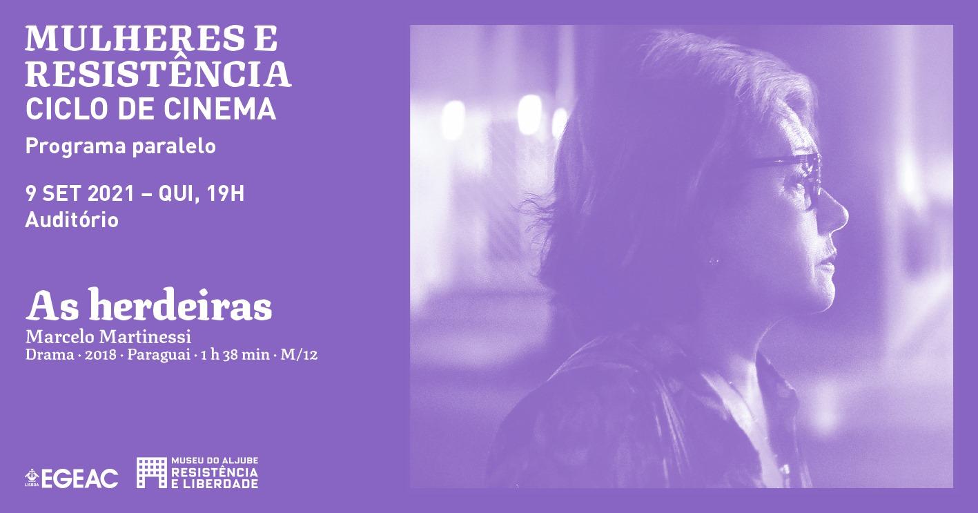 Mulheres e Resistência: Ciclo de Cinema | 4ª Sessão