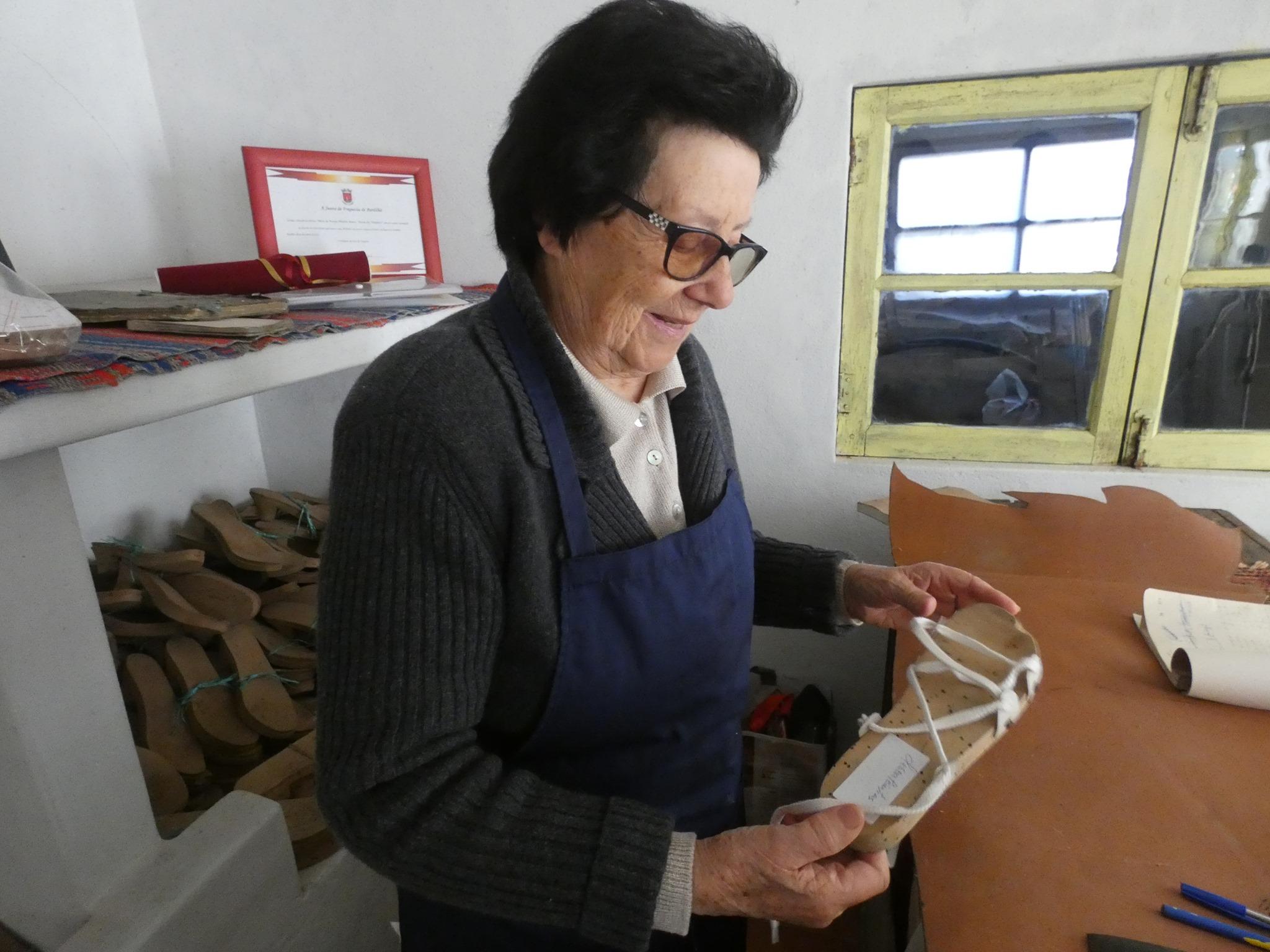 'Avivar Memórias', com Maria dos Tamancos