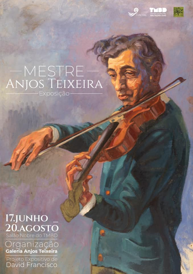 Exposição Mestre Anjos Teixeira