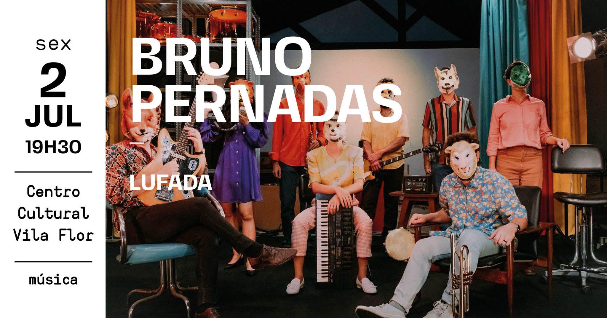 Lufada • Bruno Pernadas