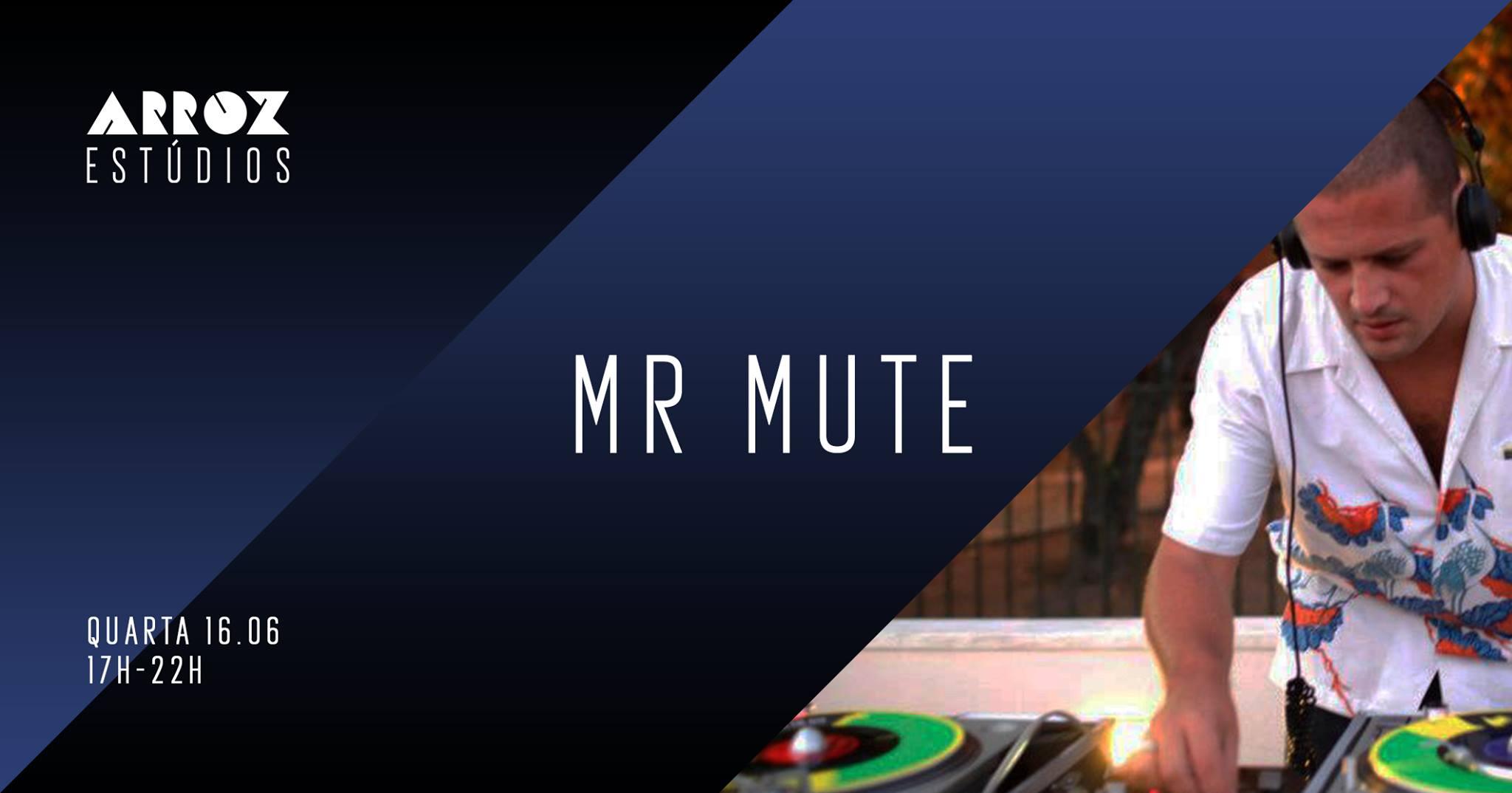 Arroz's Vinyl Affair - Mr Mute