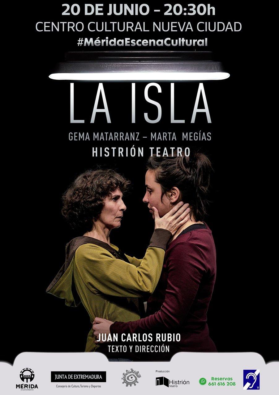 Teatro: «La isla»