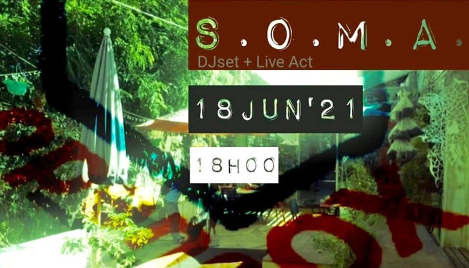 S . O . M . A . (evento adiado)
