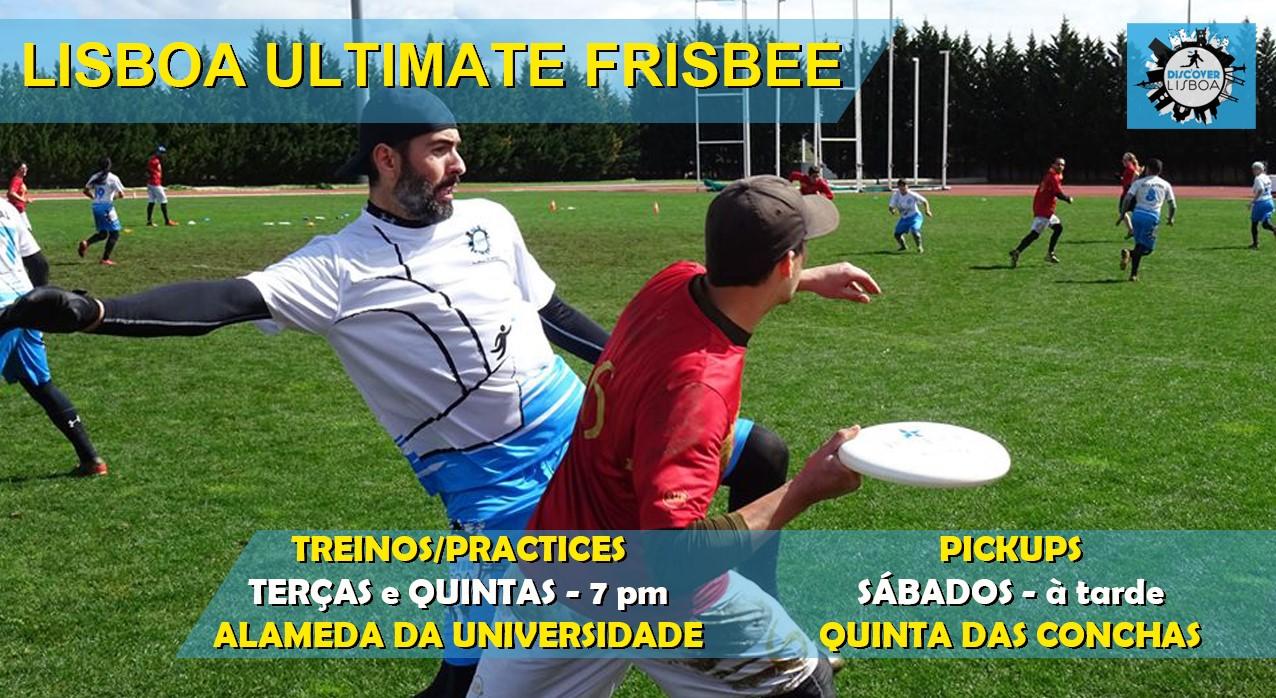 Lisbon Ultimate Frisbee Training - 22 (2021)