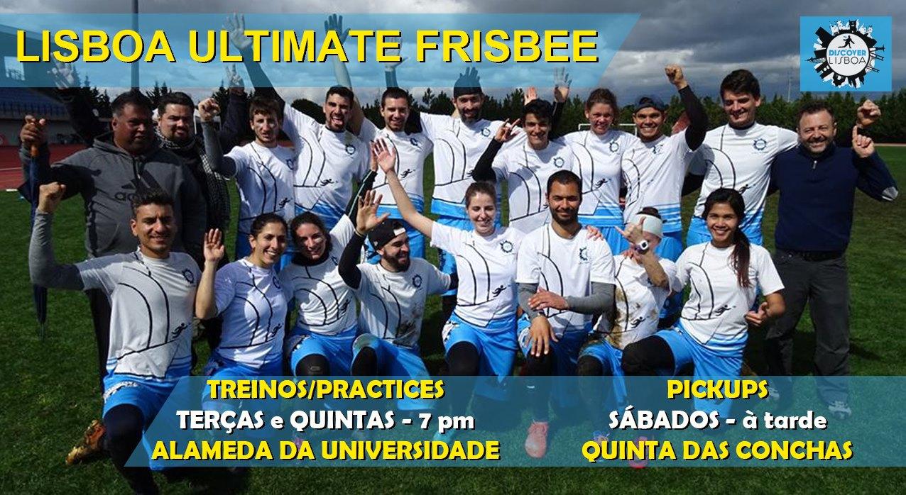 Lisbon Ultimate Frisbee Training - 21 (2021)