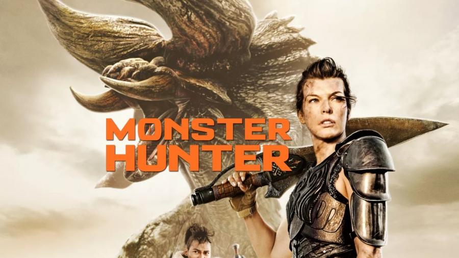 CINEMA: Monster Hunter