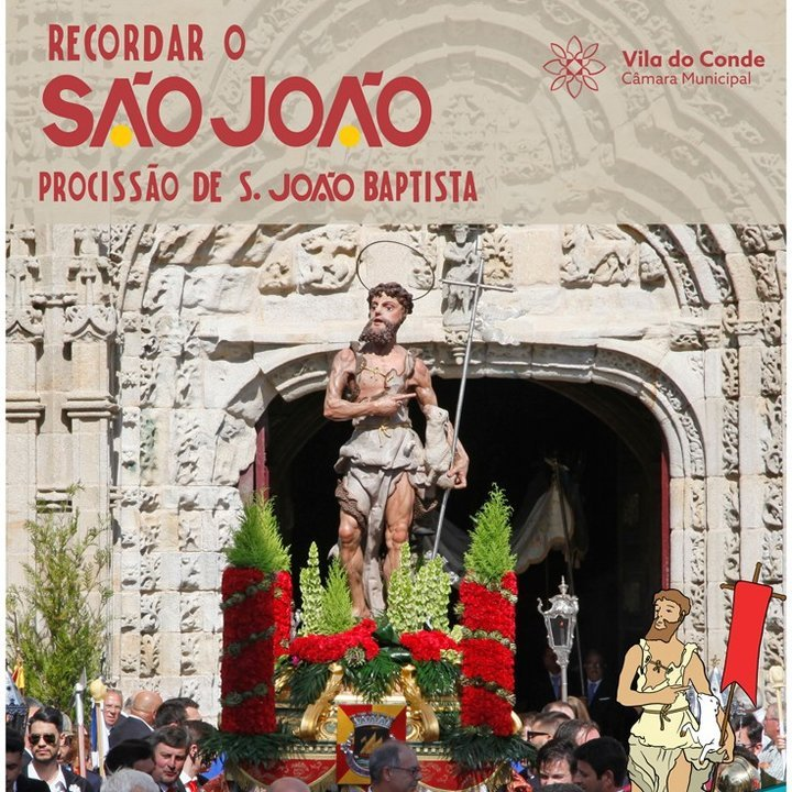 """Exposição de rua """"Recordar o S. João"""""""