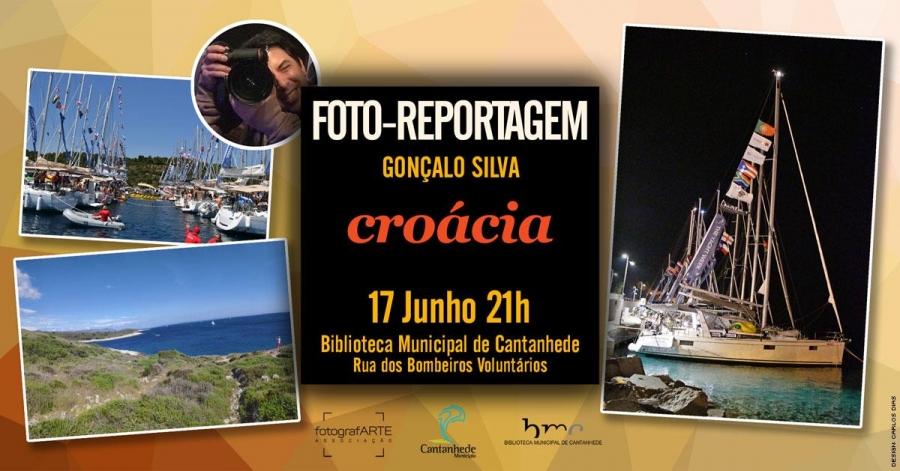 Foto-Reportagem 'Croácia', com Gonçalo Silva