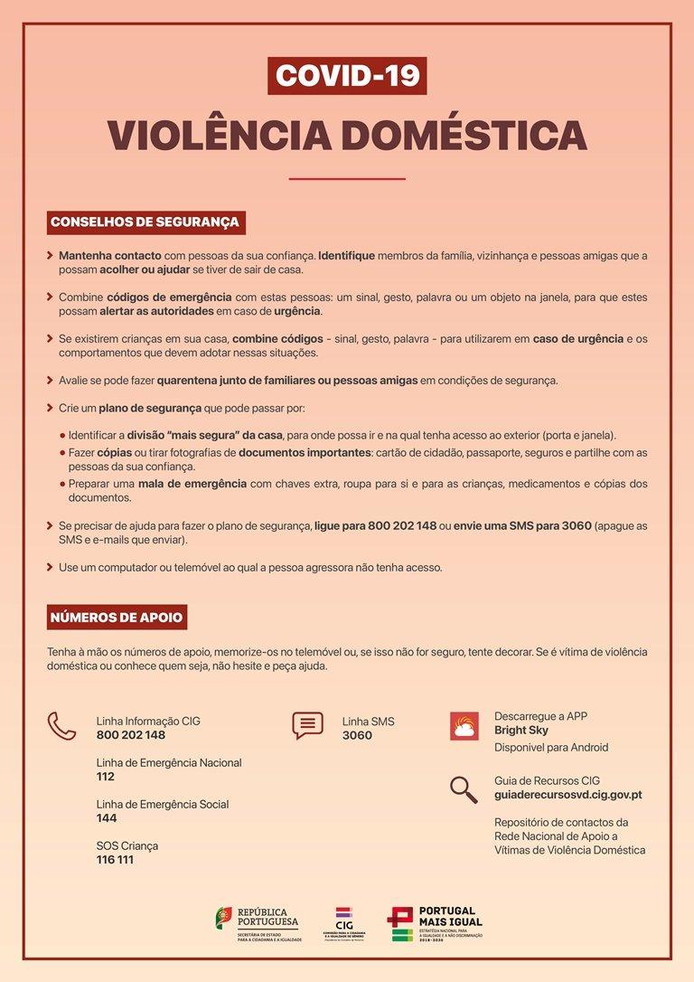 Campanha Nacional de Prevenção e Combate à Violência contra as Mulheres e Violência Doméstica
