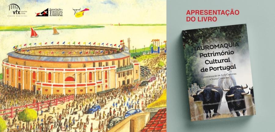 """Apresentação do livro """"Tauromaquia, Património Cultural de Portugal"""""""